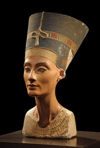 Nefertiti Neues Museum Wikip Oct 7 2015